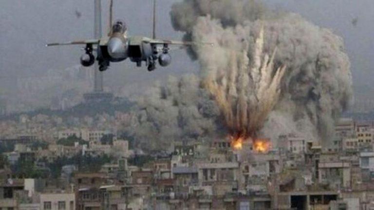 OFICIAL! A inceput RAZBOIUL! Bombardamente devastatoare! Sunt mai multi MORTI